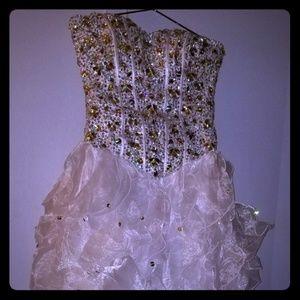 Wedding Dress Swarovski Crystals